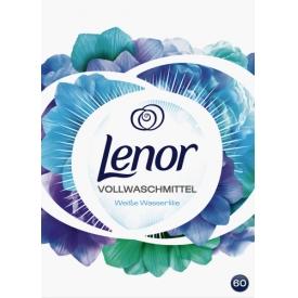 Lenor Vollwaschmittel Pulver Wasserlillie