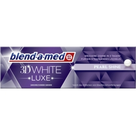 Blend-a-med Zahncreme 3D Luxe GLAMOR
