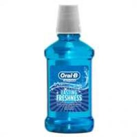 Oral-B Mundwasser Complete Lasting Freshness