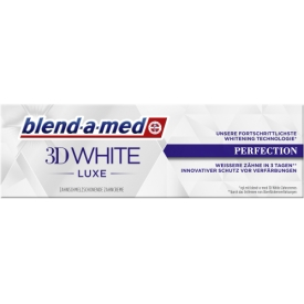 Blend-a-med 3D White Luxe Perfection Zahnpasta
