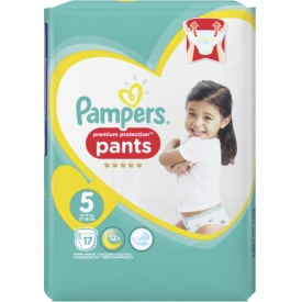 Pampers Pants Premium Protection Größe 5 Junior 12-17 kg