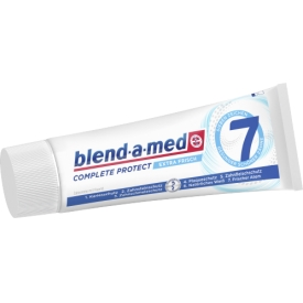 Blend-a-med Zahnpasta Complete Protect 7 extra frisch