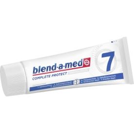 Blend-a-med Zahnpasta Complete Protect 7 Kristallweiß