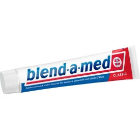 Blend-a-med Zahncreme Classic