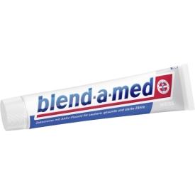 Blend-a-med Zahncreme weiss