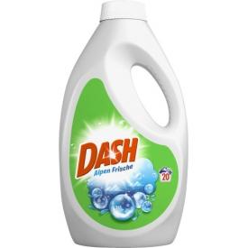 Dash Flüssigwaschmittel Regulär Alpen Frische
