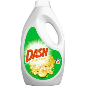 Dash Vollwaschmittel Flüssig Citrus