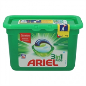 Ariel Vollwaschmittel 3in1 PODS Regulär