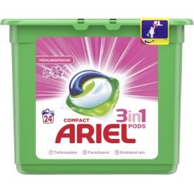 Ariel Compact Waschmittel Frühlingsfrische Pods 3in1
