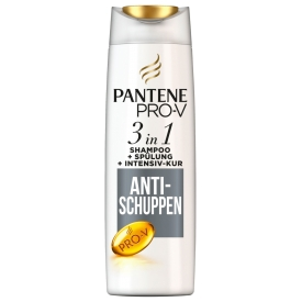 Pantene Shampoo Antischuppen 3in1