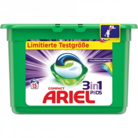 Ariel Pods 3in1 Colorwaschmittel