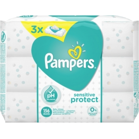 Pampers Pampers Feuchttücher sensitive
