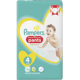 Pampers Premium Protection Pants G.4 MAXI 9-15