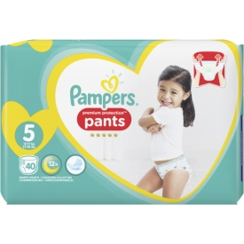 Pampers Premium Protection Pants Gr.5 JUNIOR