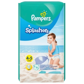 Pampers Pampers Splashers Schwimmwindeln GR.4-5 TP