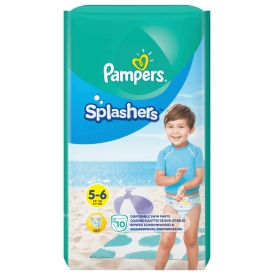 Pampers Pampers Splashers Schwimmwindeln GR.5-6 TP