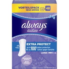Always Slipeinlage Extra Protect Large