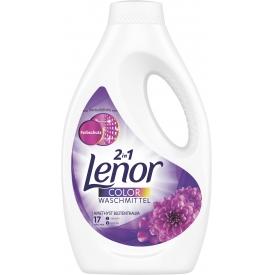 Lenor Colorwaschmittel Flüssig Blütenbouquet
