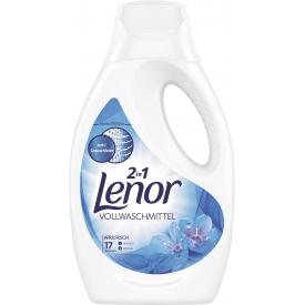 Lenor Vollwaschmittel Flüssig Aprilfrisch