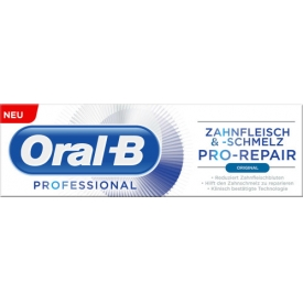 Oral-B Zahnpasta Zahnfleisch & -schmelz Pro-Repair Original