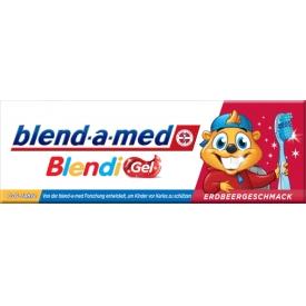 Blend-a-med Zahnpasta Kinder Blendi, 0 bis 6 Jahre