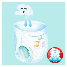 Pampers Pants Baby Dry, Gr.  7, 17+ kg, Einzelpack
