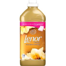 Lenor Weichspüler goldene Orchidee 58 Wl