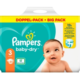 Pampers Baby-Dry DP Midi Gr. 3 6-10kg