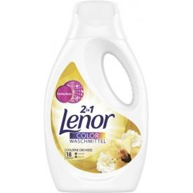 Lenor Waschmittel goldene Orchidee 18WL
