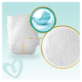 Pampers Windeln Premium Protection, New Baby Gr.1 Newborn, 2-5kg, Einzelpack
