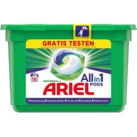 Ariel All-in-1 Pods Universal Vollwaschmittel