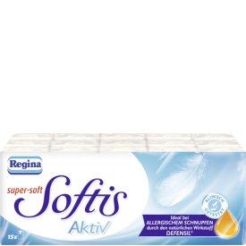 Regina Taschentücher Softis super soft Aktiv