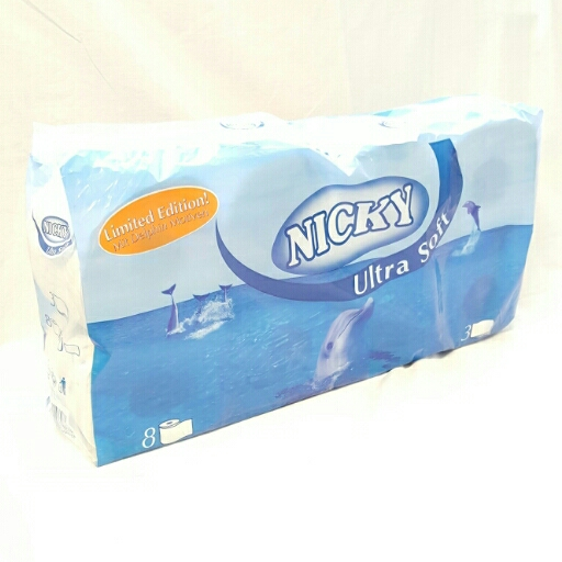 Top NICKY Ultra Soft Toiletten Rollen