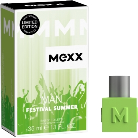 Mexx FESTIVAL SUMMER Man EdT