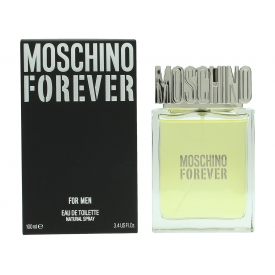 Moschino Forever For Men Edt Spray