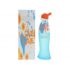 Moschino Cheap & Chic I Love Love Edt Spray
