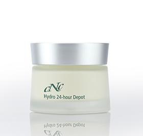 CNC Skincare aesthetic pharm Hydro 24-hour Depot