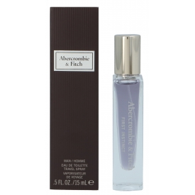 Abercrombie & Fitch First Instinct Men Edt Spray