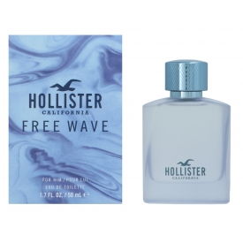 Hollister Free Wave For Him Edt Spray