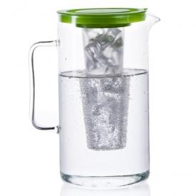 Bohemia Cristal Krug mit Eiseinsatz 2,5 l