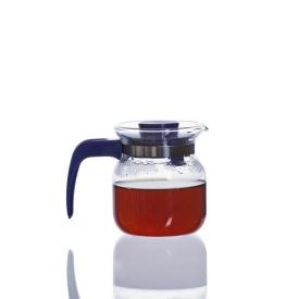 Bohemia Cristal Teekanne Matura mit Sieb 1,25 l