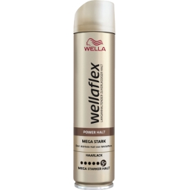 Wellaflex Haarspray Power Mega Stark