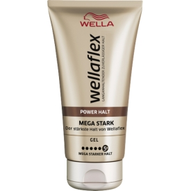 Wellaflex Haargel Power Halt Mega Stark
