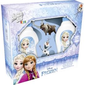 Duschdas Geschenkset Frozen Duschgel & Fingerpuppen