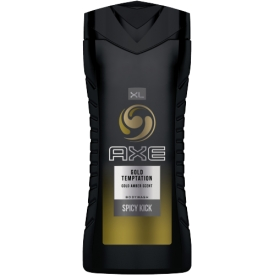Axe Bodywash Duschgel Gold Temptation Spicy Kick XL