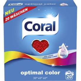 Coral Optimal Color Pulver