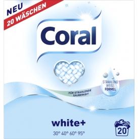 Coral Pulver White+