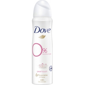 Dove Deo Pearl touch 0%