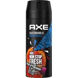 Axe Deospray Skateboard Fresh Rose