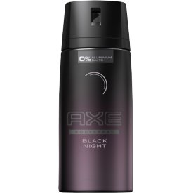 Axe Deo Spray Black Night